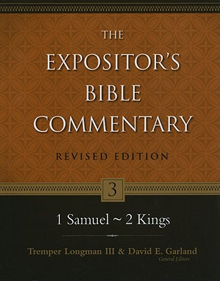 Image for 1 Samuel-2 Kings (The Expositor's Bible Commentary)