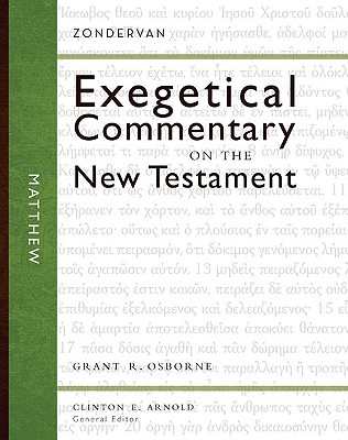 Image for ZECNT Matthew (Zondervan Exegetical Commentary on the New Testament)