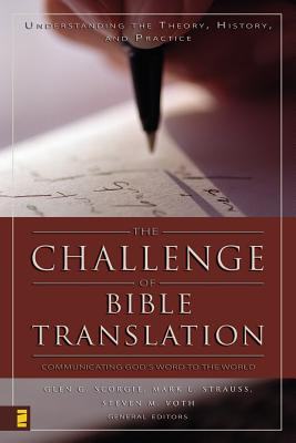Image for The Challenge of Bible Translation