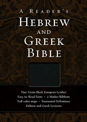 Image for A Reader's Hebrew and Greek Bible