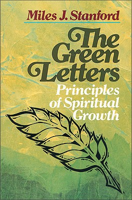 Image for Green Letters : Principles of Spiritual Growth
