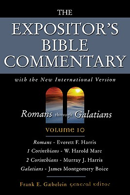 Image for Expositor's Bible Commentary Volume 10: Romans to Galatians