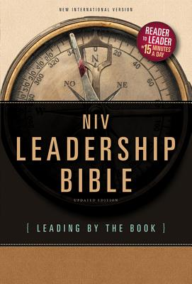 "Image for ""NIV, Leadership Bible, Hardcover: Leading by The Book"""