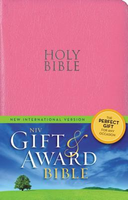 """Image for """"NIV Gift and Award Bible (Pink, Leather-Look)"""""""