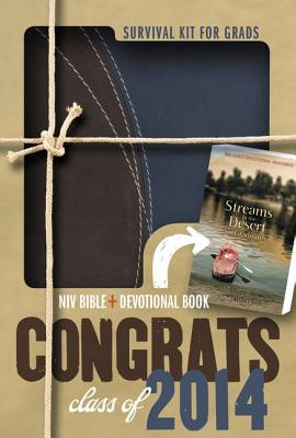 2014 Survival Kit for Grads: NIV Bible + Devotional Book, Zondervan (Author)