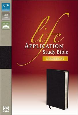 Image for NIV Life Application Study Bible, Large Print