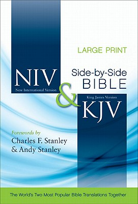 "Image for ""NIV, KJV, Parallel Bible, Large Print, Hardcover: God's Unchanging Word Across the Centuries"""