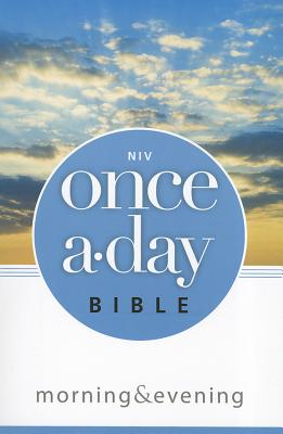 Image for NIV Once-a-Day Bible - Morning and Evening