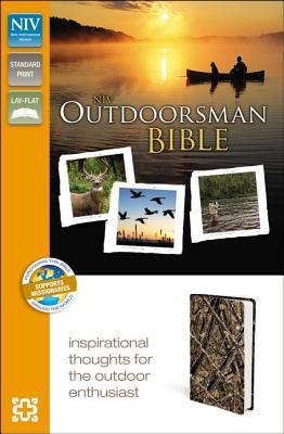 "Image for ""NIV Outdoorsman Bible, Imitation Leather, Camouflage"""