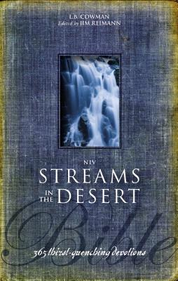 Image for NIV Streams in the Desert Bible