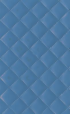 "Image for ""NIV Thinline Quilted Collection Bible (NIV, Text, Blueberry Italian Duo-Tone)"""