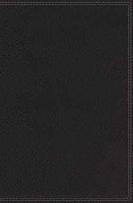 "Image for ""NIV Comfort Print Heritage Bible, Imitation Leather, Black"""