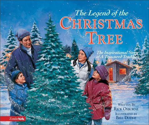 The Legend of the Christmas Tree, Osborne, Rick