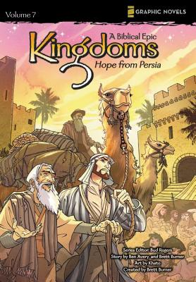 Image for KINGDOMS : A BIBLICAL EPIC 7