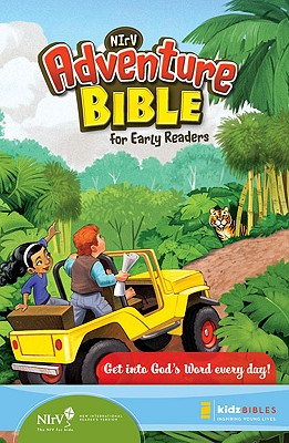 Adventure Bible for Early Readers, NIrV, Lawrence O. Richards