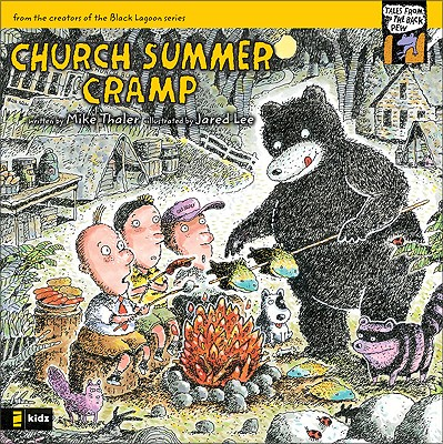 Image for Church Summer Cramp (Tales from the Back Pew)