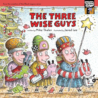Image for The Three Wise Guys (Tales from the Back Pew)