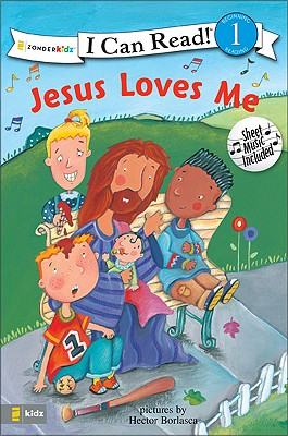 Image for Jesus Loves Me (I Can Read)