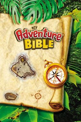 Adventure Bible, NIV, Lenticular (3D Motion), Zondervan
