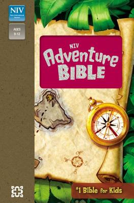 Adventure Bible, NIV, Zondervan