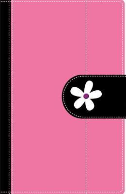 "Image for ""FaithGirlz! Bible (NIV, PinkBlack Italian Duo Tone)"""