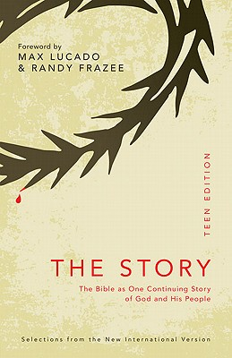 The Story: Teen Edition: The Bible as One Continuing Story of God and His People, ZonderKidz