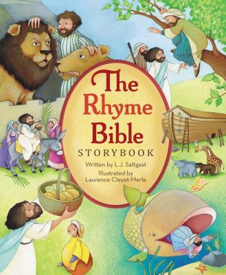 Image for RHYME BIBLE STORYBOOK BIBLE