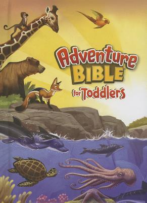 Image for Adventure Bible for Toddlers