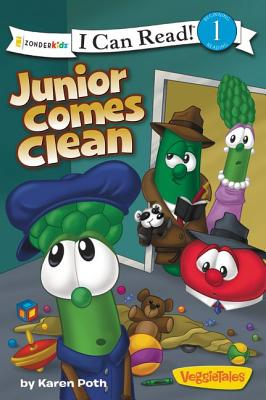 Image for Junior Comes Clean (I Can Read!  Big Idea Books  VeggieTales)