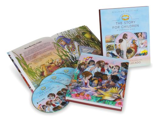 "Image for ""The Story for Children, a Storybook Bible Deluxe Edition"""