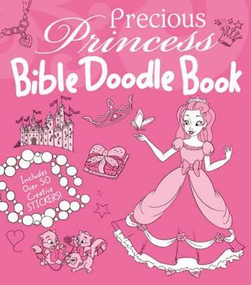 Image for Precious Princess Bible Doodle Book