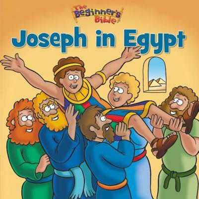 Image for The Beginner's Bible Joseph in Egypt