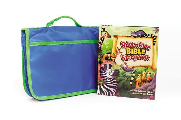 Image for Adventure Bible Storybook with Bible Cover