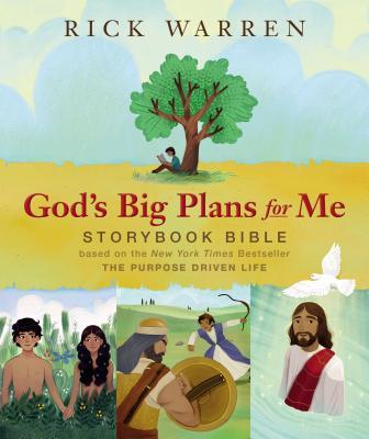 Image for Gods Big Plans for Me Storybook Bible
