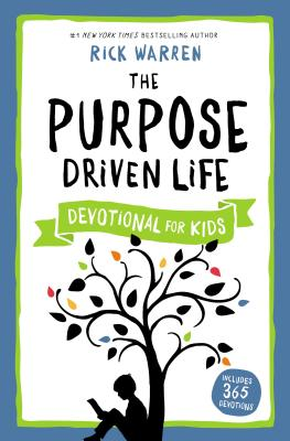 Image for The Purpose Driven Life Devotional for Kids