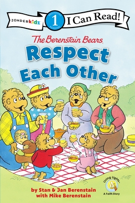 Image for The Berenstain Bears Respect Each Other (I Can Read! / Berenstain Bears / Living Lights)