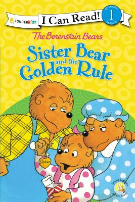 Image for Berenstain Bears Sister Bear And The Golden Rule