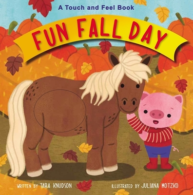 Image for Fun Fall Day: A Touch and Feel Board Book