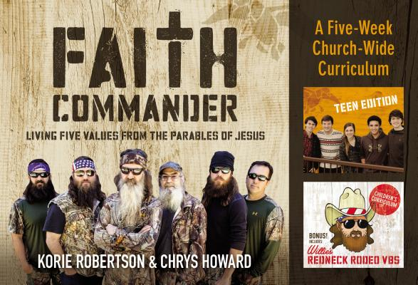 Image for Faith Commander Church-Wide Curriculum Kit