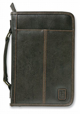 Image for Bible Cover Xtra Large Aviator Leather look