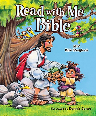NIrV Read with Me Bible, Zondervan