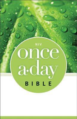 Image for NIV Once-A-Day Bible