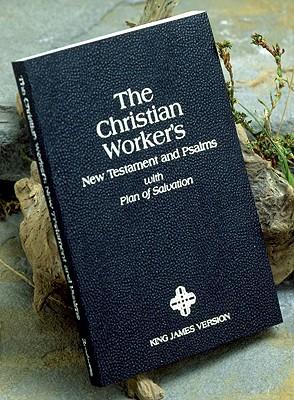 Image for KJV CHRISTIAN WORKERS NT PSALM