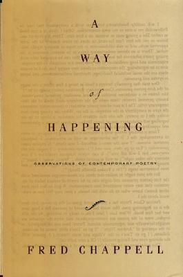 Image for WAY OF HAPPENING : OBSERVATIONS OF CON