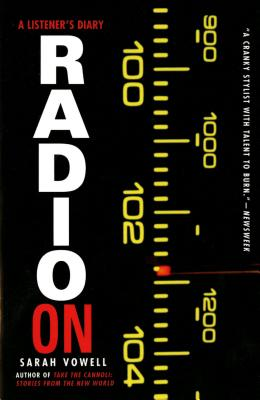 Image for RADIO ON A LISTENER'S DIARY