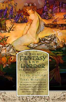 Image for The Year's Best Fantasy and Horror (11th Annual Collection)