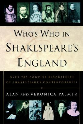Image for Who's Who in Shakespeare's England