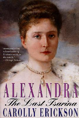 Image for Alexandra : The Last Tsarina