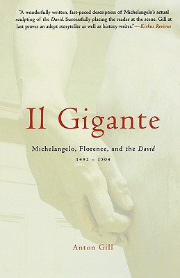 Image for Il Gigante: Michelangelo  Florence  And The David 1492-1504
