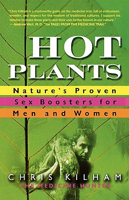 Image for HOT PLANTS NATURE'S PROVEN SEX BOOSTERS FOR MEN AND WOMEN
